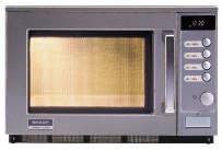 Gewerbe-Mikrowelle R-25AM 2100 Watt 510 x 470 x 335 mm