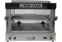 Hochtemperaturgrill Beef-Star GN 1/1 2 Heizzonen 800 x 520 x 600 mm