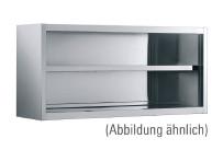 Wandhängeschrank offen 1600 x 400 x 650 mm