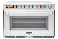 Panasonic-Mikrowelle NE-1880 1800 W 44 l GN 1/1 mit Tastenfeld 650 x 526 x 471 mm