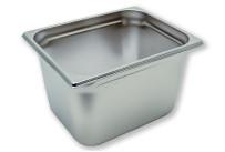GN-Behälter, GN 1/2, 325 x 265 x 200 mm, Edelstahl