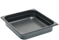 GN-Behälter GN 1/2 H= 65 mm / Edelstahl beschichtet