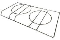 Tellerrost GN 1/1 Längseinschub für Regalwagen 90952008