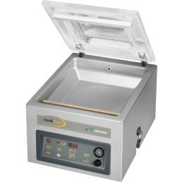 Vakuumierer 16 m³/h mit Dampfsensor / Kammer 350 x 370 x 150 mm
