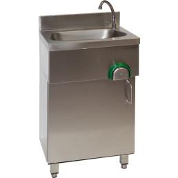 Handwaschbecken mit Unterschrank 500 x 400 x 850 mm