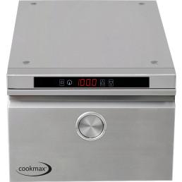 Heißhalte- / Niedrigtemperatur-Gargerät 2 x GN 1/1 Einschubhöhe 65 mm