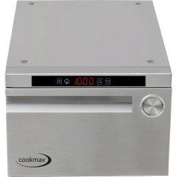 Heißhalte- / Niedrigtemperatur-Gargerät 1 x GN 1/1 Schublade Einschubhöhe 150 mm