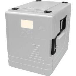 Transportbehälter 52 l lichtgrau 639 x 446 x 560 mm