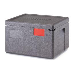 Wärmebox, Toplader, GN 1/2, H=150 mm, schwarz